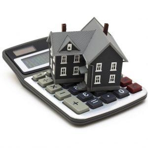 Результаты определения стоимости недвижимости