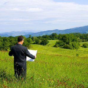 Оценка земли и кадастр