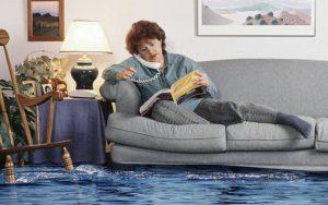 Экспертиза ущерба от залива