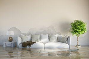 Оценка ущерба от залива